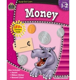 Teacher Created Resources Home Workbook Money Gr 1-2