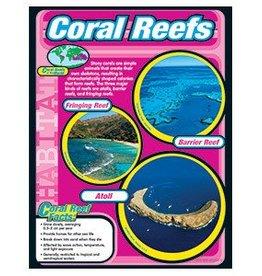 Trend Enterprises Chart 17x22  Coral Reefs