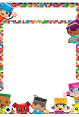Trend Enterprises Blockstars learning Chart