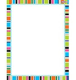 Trend Enterprises Stripe-tacular Party Time Chart