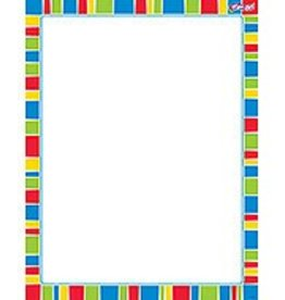 Trend Enterprises Stripe-tacular Cheerful Chart