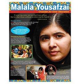 Trend Enterprises Malala Yousafzai Chart