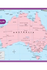 Teacher Created Resources Map of Australia