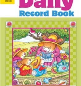 Evan-Moor Daily Record Book Garden Days