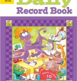 Evan-Moor Daily Record Book Animal Acad