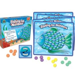 Teacher Created Resources Game Fishing for Numbers
