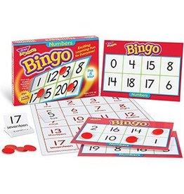 Trend Enterprises Bingo 4x2 Numbers