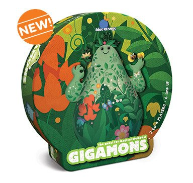 Blue Orange Games Gigamons