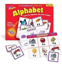 Trend Enterprises Game Match Me Alphabet