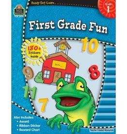 Teacher Created Resources Home Workbook First Grade Fun