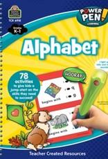 Teacher Created Resources Power Pen! Alphabet: Grades k-1