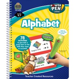 Teacher Created Resources Power Pen! Alphabet: Grades k-1