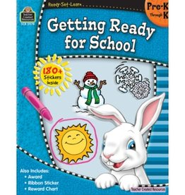 Teacher Created Resources Book Getting Ready For School
