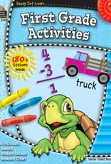 Teacher Created Resources Home Workbook 1st Grade Activ