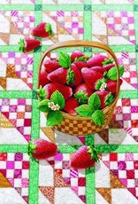 Sunsout Sunsout Strawberry Basket 1000
