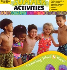 Evan-Moor Daily Summer Activities PreK-K
