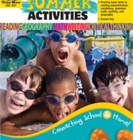Evan-Moor Daily Summer Activities 4-5