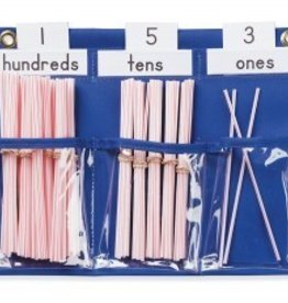 Pacon Corporation Pocket Chart Counting Caddie