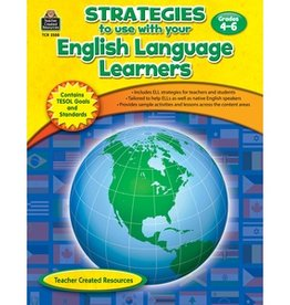 Teacher Created Resources Book Strategies/englsh Ell 4-6