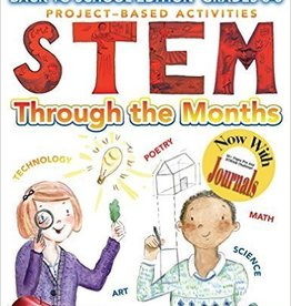 Stem Through the Months Back to School G3-8