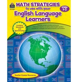 Teacher Created Resources Math Strategies English Language Learners G1-2