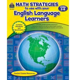 Teacher Created Resources Math Strategies English Language Learners G5-6
