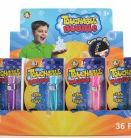 Uncle Bubble Touchabe Bubbles, large