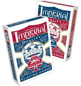 Play Monster Imperial Poker Playing Cards