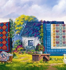 Sunsout Country Comforts 300 pc