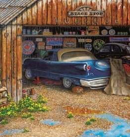 Sunsout The Collector's Garage 1000 pc