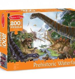 Melissa & Doug Prehistoric Waterfall