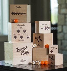 Fat Brain Toy Co. BOX N BALLS