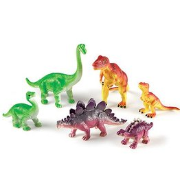 Learning Resources Jumbo Dinosaurs moms & babies