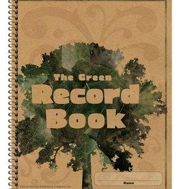 Carson Dellosa The Green Record Book