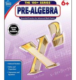 Carson Dellosa Pre-Algebra G6