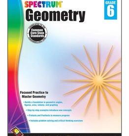 Carson Dellosa Spectrum Geometry G6