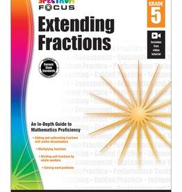 Carson Dellosa Extending Fractions G5