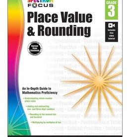 Carson Dellosa Place Value & Rounding G3