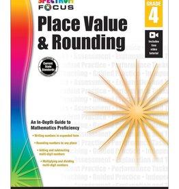 Carson Dellosa Place Value & Rounding G4
