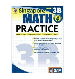 Carson Dellosa Singapore Math 3b