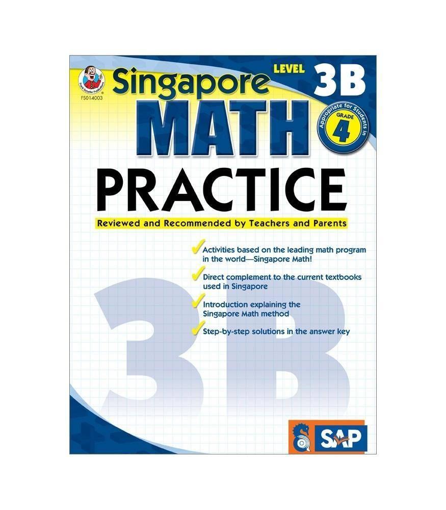 Singapore Math 3b