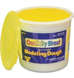 Pacon Corporation Dough Assortment - 3.3 pound tub - Yellow