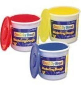 Pacon Corporation Dough Assortment - 3.3 pound tub - Orange