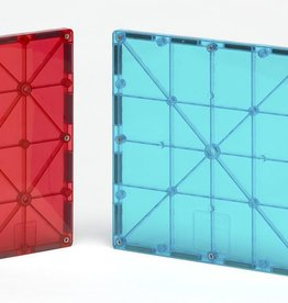 Valtech Magna Tiles Rectangles  8 pc Expansion Set