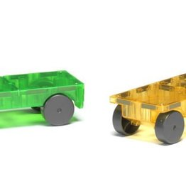 Valtech Magna Tiles Cars 2pv Expansion Set