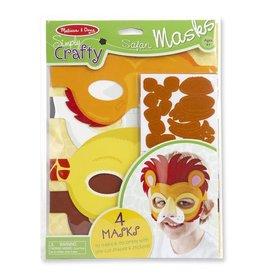 Melissa & Doug Safari Masks