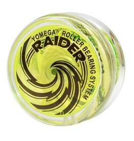 Yomega Raider - Traditional Shape - Bearing - Assorted Colors