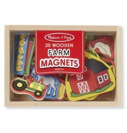 Melissa & Doug Farm Magnets