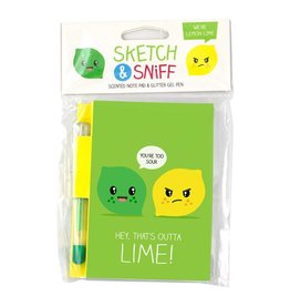 Scentco Sketch & Sniff Lemon-Lime