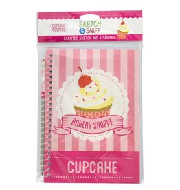 Scentco Sketch n Sniff Cupcake Scented